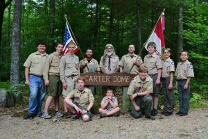 2014 Camp Bell - Troop 8
