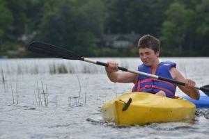 Kayaking Jake
